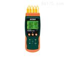 4通道温度数据记录仪