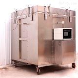 自动钢结构防火涂料隔热效率耐火极限测试仪